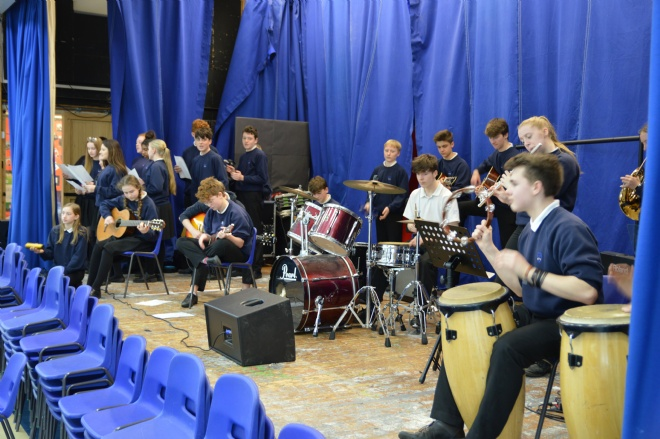 Year 9 Music Day