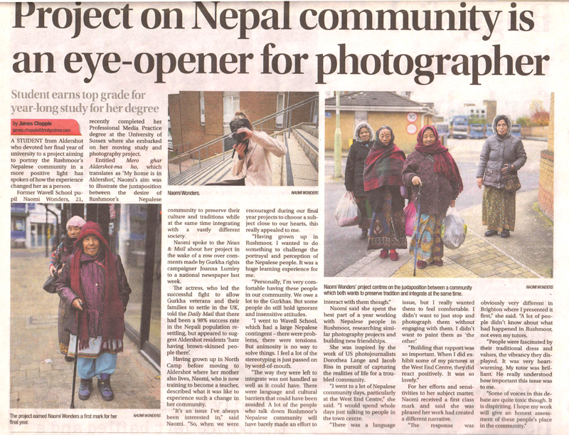 Nepal Photography Project