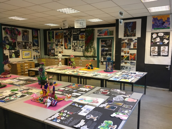 GCSE Art & Photography Show 2019