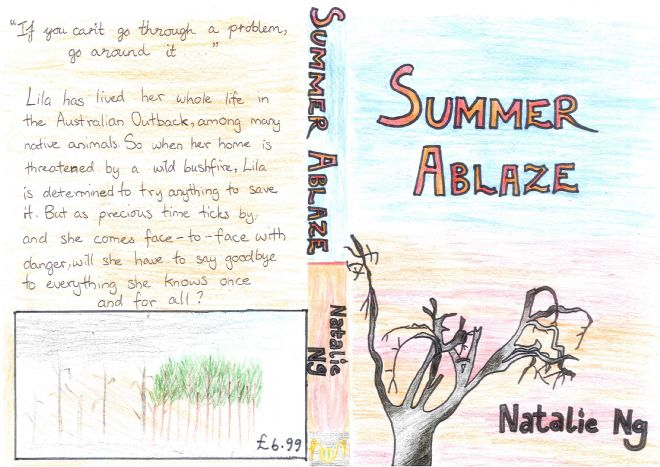 Year 7 Summer Literacy Challenge